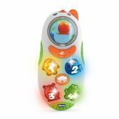 Мобильный телефон Chicco с батарейками