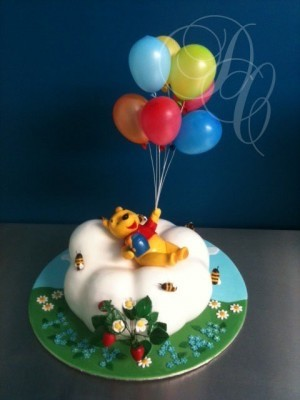 Как сделать шарики из мастики на торт
