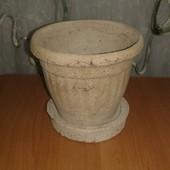 Вазон, горшок керамический, УП 12 грн