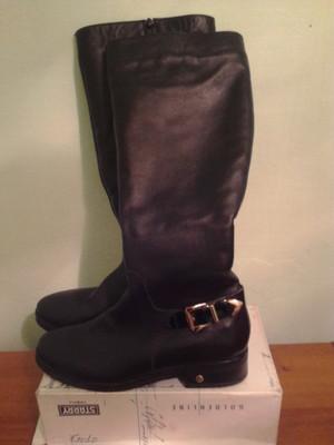Нові Шикарні шкіряні Італійські чоботи 38 р 24.5 купить - 6615653 ... 15510c9f88bec