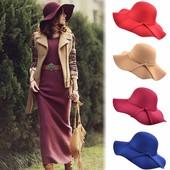 шляпка бордо