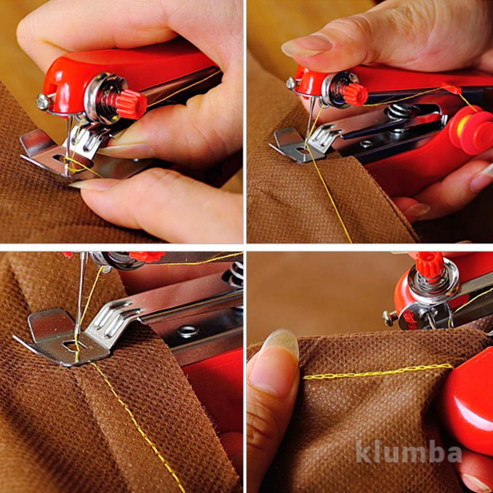 Как пользоваться степлером для шитья