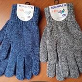 Мужские перчатки, Польша Расцветка на выбор!