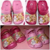 Кроксы Дисней Барби .Disney Barbie. оригинал!