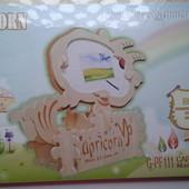 Детская рамка-раскраска — набор для детского творчества, фоторамка, Сделай сам, Скорпион