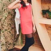 Платье для девочки 9-10 лет, новое! Осталось от ростовки/ р.140.