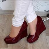 Кому туфли по шаровой цене?) Бронируем размеры)