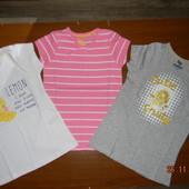 СП Набори футболок перевіреного німецького бренду Lupilu