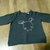 Реглан - свитеров HM   12-18 мес