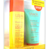 промонабор Uriage: солнцезащитный спрей Uriage SPF 50+ 200 мл и бальзам после солнца 150 мл
