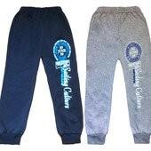 Детские тонкие летние  спортивные штаны с накатом с 2 до 8  лет