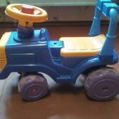 Машинка-каталка Трактор Орион