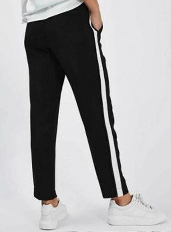 спортивные штаны с лампасами женские купить