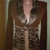 Стильная блуза-корсет,смотрите замеры