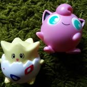 """Игрушки из McDonalds серии """"Покемоны"""" 2 шт"""