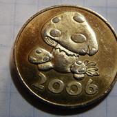 Лот №-2. Распродажа коллекции иностранных памятных монет, жетонов, медальонов.(Редкие!).