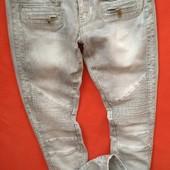 Красивые женские джинсы скинни Lexxury где-то на 38-40 р в очень хорошем состоянии