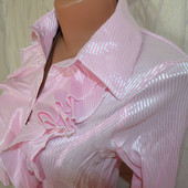 Женская рубашки. Одна на выбор. Замеры указаны