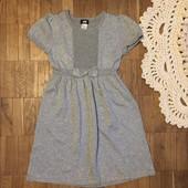 Платье H&M с люрексом 122-128