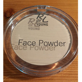 """Новая Пудра Rival de Loop young face powder """"03rosy"""". Тестерный образец. оригинал Германия"""