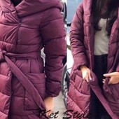 Хіт сезон !!! Куртка пальто зима, Модний дешевий та якісний одяг!!!