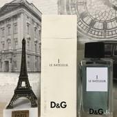 Dolce&Gabbana 1 Le Bateleur Унісекс  Англія! 100мл