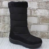 Зимняя обувь на овчинке