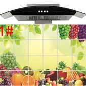Термонаклейка для кухонного декора,90х60см одна на выбор. наличие в описании