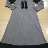Платье повсекдневное теплое для девочки! Смотрите замеры! Товар ограничен последнее!!