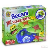 Увлекательная игра *Веселі жабенята* Fun Game