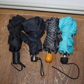 зонты с дефектами одним лотом