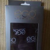 Набор дорогих мужских трусов EGO боксеры (2 пары) в упаковке, размер L