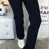 Женские глубокие джинсы стрейч! Высокая плотность. Размеры 27-36
