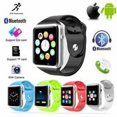 Умные часы Smart watch A-1 Акционная цена! Цвет Случайный!