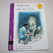 книга Androcles and the lion