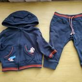 спортивный костюм,на мальчика или девочку, размер 80см
