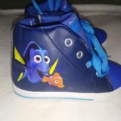 деми ботиночки хайтопы