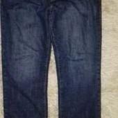 Классные джинсы, размер L-XL.замеры на последнем фото.