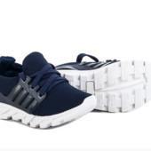 Кроссовки удобные, практичные!!!В наличии только синие.