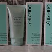 Пилинг Shiseido Green Tea до 2021г.