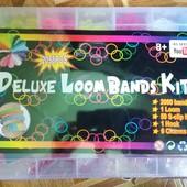 Отличный подарок для детей.Эксклюзивный набор резинок для плетения.