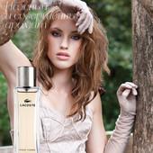 Lacoste Pour Femme - очень тонкий, деликатный. Это сама Нежность, в первозданном виде! Мини 40мл.,ф2
