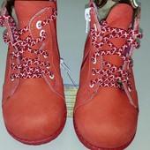 Демисезонные ботинки Шалунишка - Ортопед для девочки.