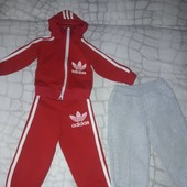 Спортивный костюм на 1-1.5 годика.
