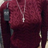 Очень стильный свитер! Советую!