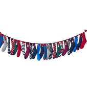 Рождественские носочки от ТСМ Чибо германия , размер 35-37, лот 12 пар