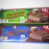 Польша!Не пропустите,очень вкусные глазированные  вафельки Marienna  XXL