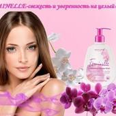 Успокаивающее средство для интимной гигиены с экстрактом экстрактом орхидеи и женственным ароматом