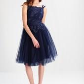 Нарядное платье  от chi chi london 16р.