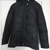 Теплая зимняя куртка S